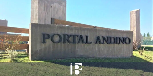Lote en Portal Andino